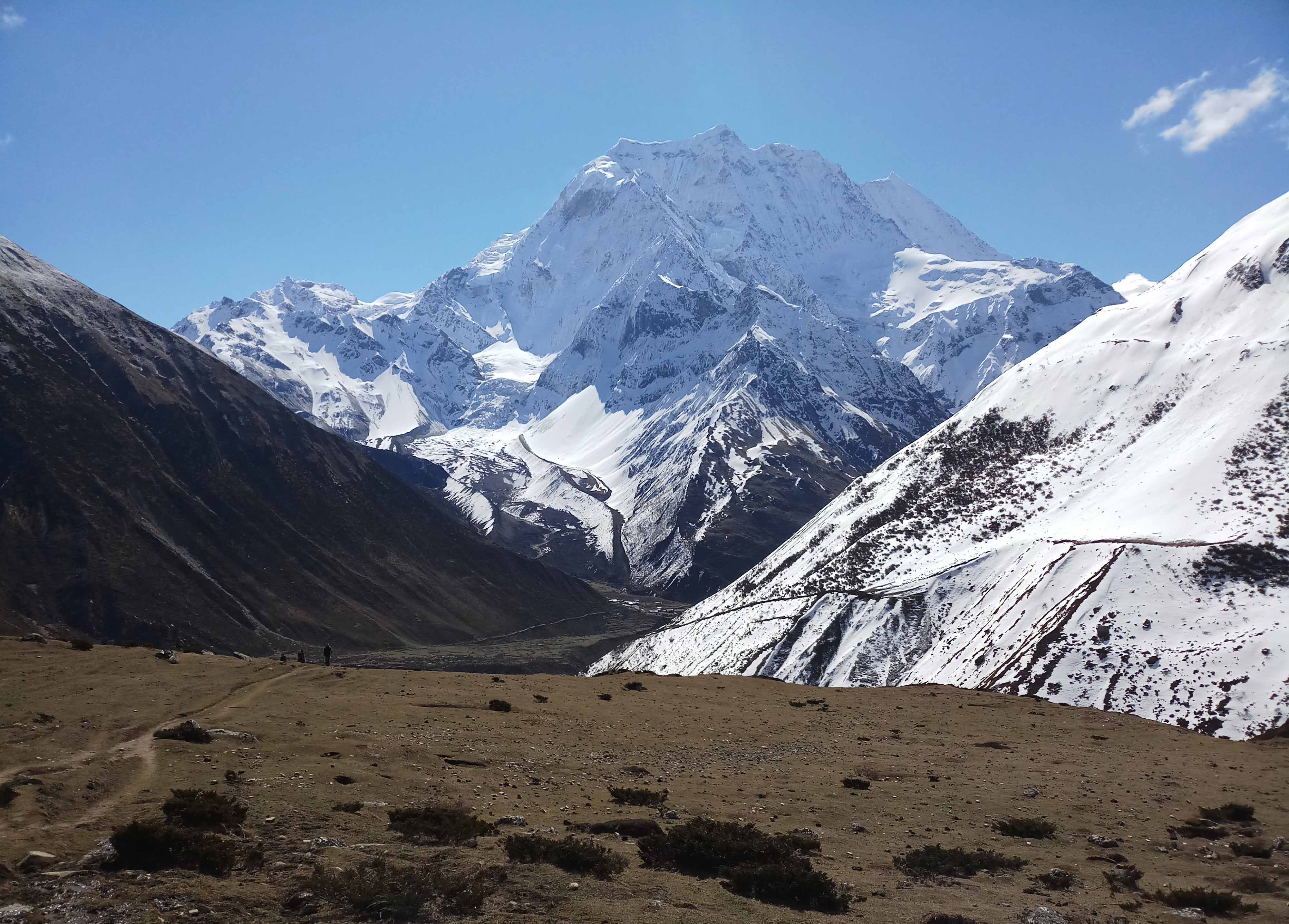 Tsum Valley and Around Manaslu Trekking